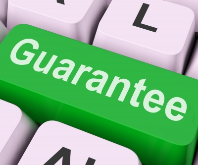 Guarantee - computer lessons for beginners